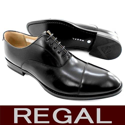 REGAL リーガル 811R AL(B)ストレートチップ ブラック(B) 27.0cm