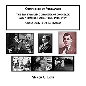 Committee of Vigilance Audiobook