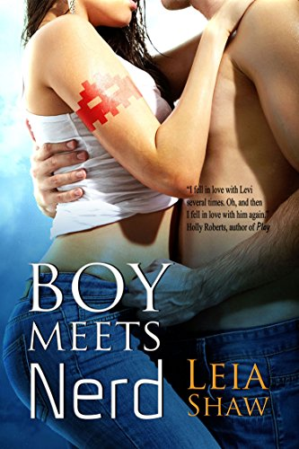 Kindle Fire at KND eBook of The Day: What Happens When a Hot Musician Ask For a Cute Nerd to Spy on His Online Girlfriend? Leia Shaw's Contemporary Romance Boy Meets Nerd