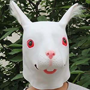 The Beauty-Way Unicorn and Head Halloween Mask from The Beauty-Way