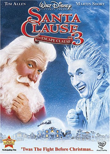 Cover art for  The Santa Clause 3 - The Escape Clause