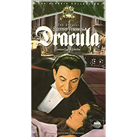 Dracula (Spanish) [VHS]