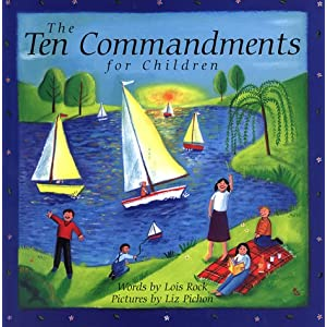 10+commandments+for+children+uk