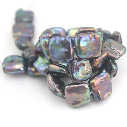 sr-bgsj-jewelry-making-natural-12-14mm-black-keshi-square-baroque-freshwater-pearl-jewelry-beads-str