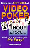 img - for Beginners Best Shot at Video Poker book / textbook / text book