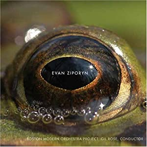 Orchestral World Music from Evan Ziporyn: Frog's Eye