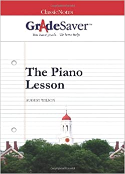 Short summary of the piano lesson by august wilson