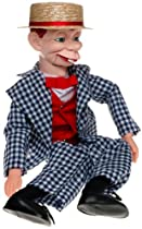 30&quot; Mortimer Snerd Ventriloquist Doll with Tote Bag and Instruction Booklet