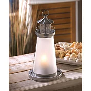 Lighthouse Tealight Candleholder