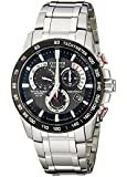 Citizen Men's AT4008-51E Eco-Drive Stainless Steel Watch with Gray Dial