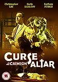 Curse Of The Crimson Altar [DVD]