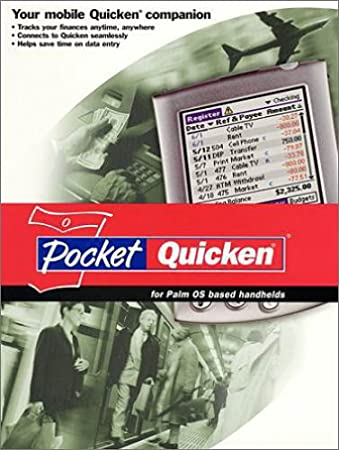 Pocket Quicken - Palm OS, PocketPC