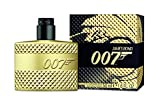 James Bond 007 Eau De Toilette Spray (Limited Edition Gold) 50ml/1.6oz