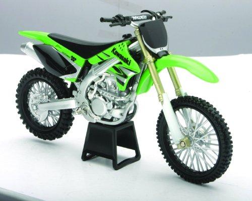 1:12 Scale Newray 2008 Kawasaki KX250F Diecast Motorcycle Model