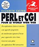 Perl et CGI pour le World Wide Web