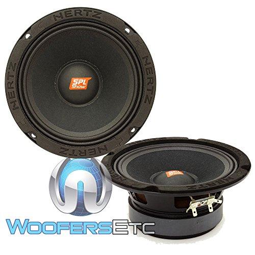 hertz-sv-1651-65-400-watts-midrange-speakers