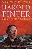 Various Voices: Prose, Poetry, Politics; 1948-1998