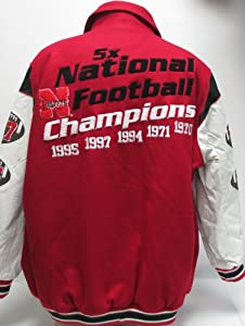 Nebraska Cornhuskers 5x National Champions by G-III Sports