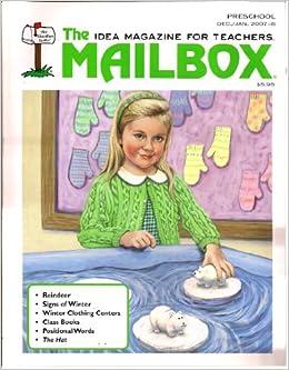 mailbox preschool magazine the mailbox preschool dec jan 2007 8 idea magazine 318