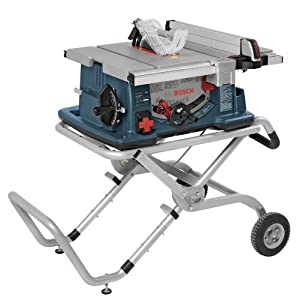 Bosch 4100DG-09 10-Inch Worksite Table Saw