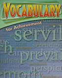 Great Source Vocabulary for Achievement: Student Edition Grade 11 Fifth Course 2006