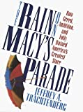 img - for The Rain on Macy's Parade 1st edition by Trachtenberg, Jeffrey A. (1996) Hardcover book / textbook / text book