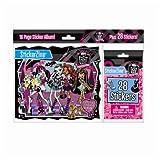 Monster High Stickerzine Sticker Album