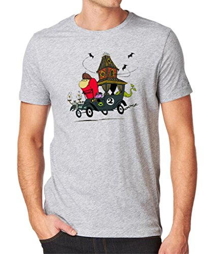 The Wacky Races Gruesome Twosome Men's Fashion