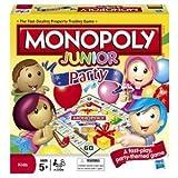 モノポリージュニアパーティー  MONOPOLY Junior Party 並行輸入品