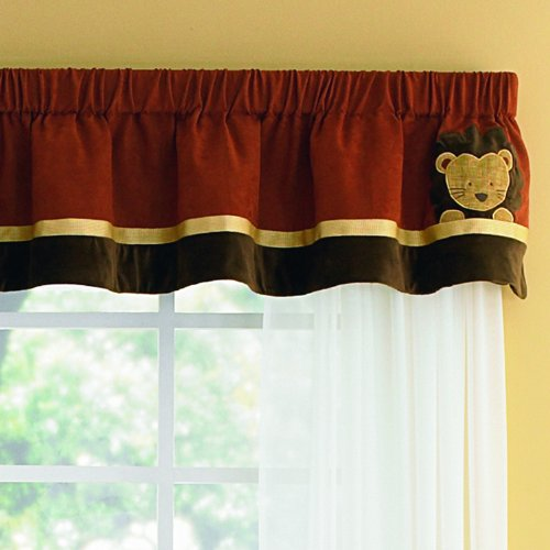 African Dreams Valance - 1