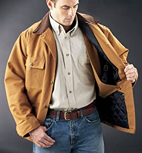 Buy Guide Gear Concealment Jacket Brown by Guide Gear