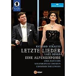 Strauss: Last Songs - An Alpine Symphony