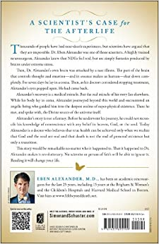 Proof of Heaven: A Neurosurgeon's Journey into the AfterlifePaperback– October 23, 2012