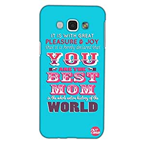 Mothers Day Gifts - Designer Samsung Galaxy Note 5 Case Cover Nutcase- Declaration Best Mom