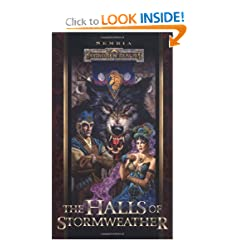 The Halls of Stormweather (Forgotten Realms:  Sembia series, Book 1) by Ed Greenwood,&#32;Clayton Emery,&#32;Lisa Smedman and Dave Gross