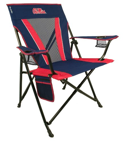 Kijaro Ole Miss Rebels Dual Lock Folding Chair (XX Large) Reviews
