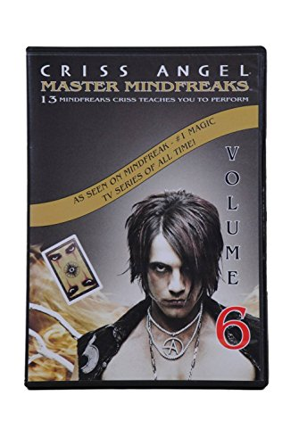 Master Mindfreaks Volume 6 by Criss Angel - 1