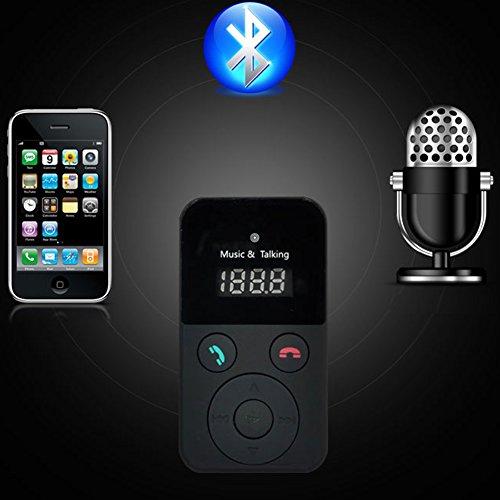 Lettore MP3 accendisigari musica Bluetooth USB Charger giocatore Macchina Bluetooth vivavoce off U disco infrarossi