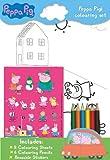 Acquista PEPPA Colouring set
