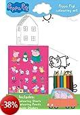 PEPPA Colouring set
