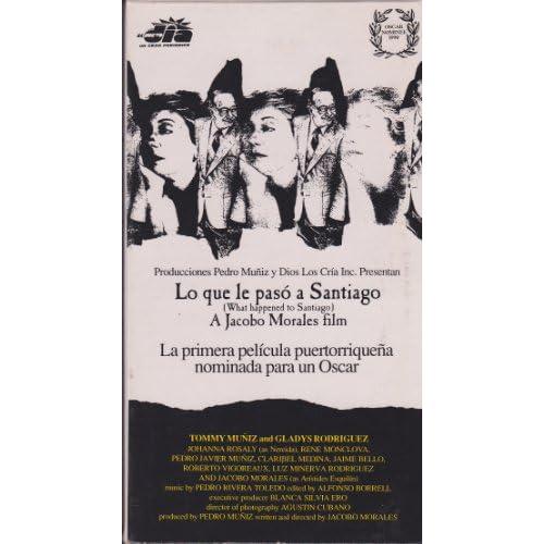 Lo que le paso a Santiago ['What Happened to Santiago' - English