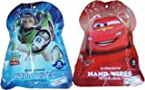 Disney Cars & Toy Story Antibacterial Hand Wipes 15 Count (48 Pieces) - Cars & Toy Story Antibacterial Hand Wipes 15 Countretail Packaging: 6 Piece Clip Stripdisney Favorites48 Per Case