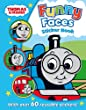 Thomas and Friends Funny Faces Sticker Book