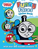 Cover of Thomas and Friends Funny Faces Sticker Book by  1405251395