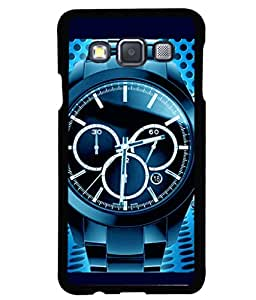 printtech Watch Chronogragh Back Case Cover for Samsung Galaxy A3::Samsung Galaxy A3 A300F