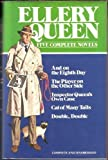 Ellery Queen: 5 Complete Novels (0517365782) by Ellery Queen