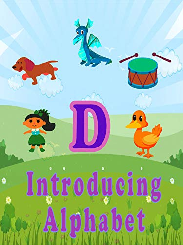Introducing Alphabet D on Amazon Prime Video UK