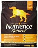 Nutrience Natural Healthy Adult Dog Food, 18-Pounds, Turkey, Chicken and Herring