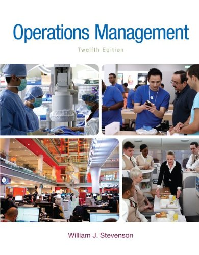Loose-leaf for Operations Management (The Mcgraw-Hill Series in Operations and Decision Sciences)