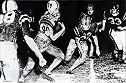 Billy Cannon LSU Tigers Football Heisman Winner 14\